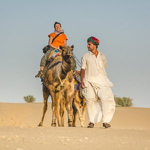 Mystic Camel Safari