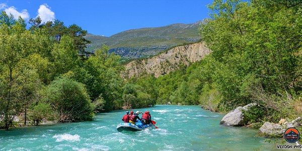 HPO - Rafting Gorges du Verdon