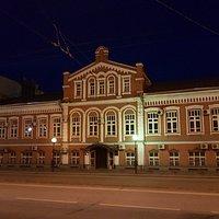 дом купца Шелихова