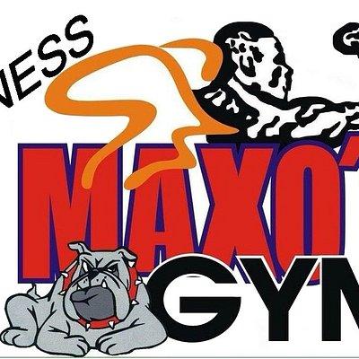 Nuestro Logo Maxo´s Gym Fuerteventura
