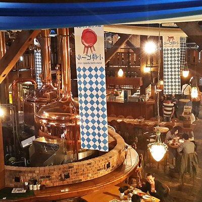 Otaru Beer - indoors