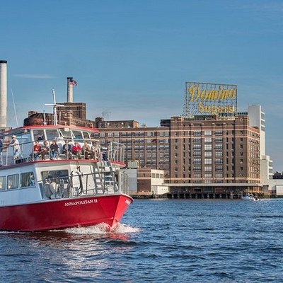 Daily Cruises on the Baltimore Harbor early Spring through early Fall.
