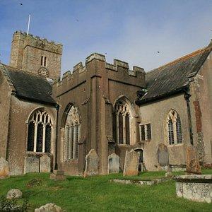 St Michael's Church, Ilsington