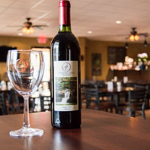 Hocking Hills Winery Wine and Tasting Room