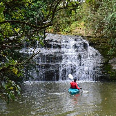 Kayak accessible, too