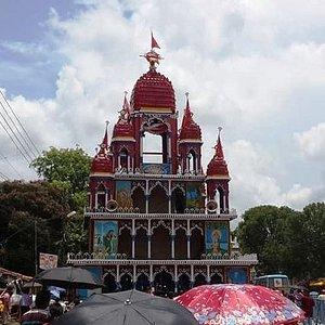 Ratha of Mahesh, Serampore, Hooghly