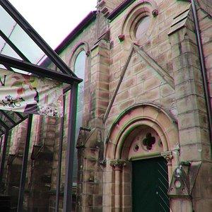The Paddington Uniting Church