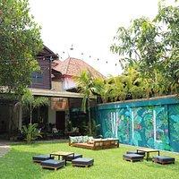 WILD bar Restaurant Siem Reap - Our Garden