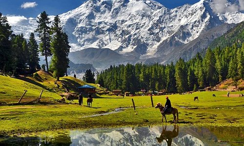 If Kashmir is called the 'Paradise on Earth' then surely Pahalgam is the capital of that paradis