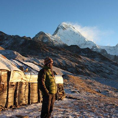 New  Trekking  Route in Annapurna Hidden Lake Trek (6 Night 7 days)