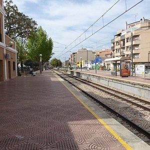 Alberic metro station