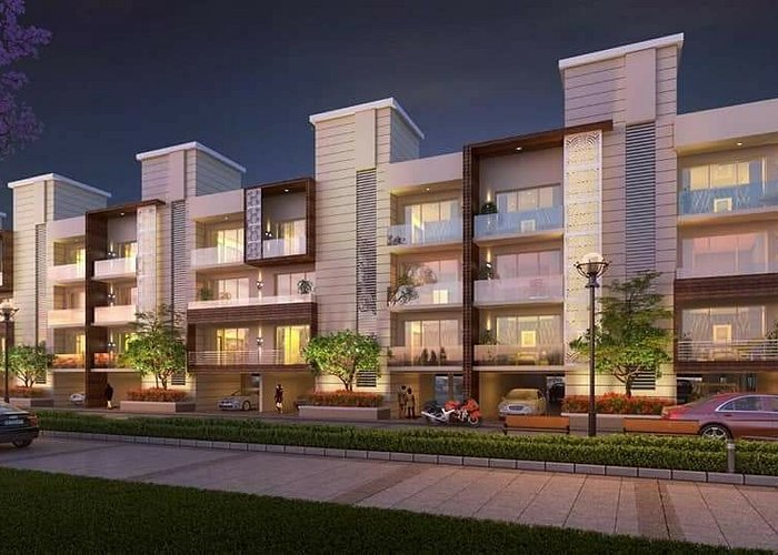 2 Bedroom Flats Near Chandigarh Airport   1156 sq.ft. luxury 2 bhk flats at best location of tri