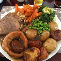 Delicious Sunday Lunch