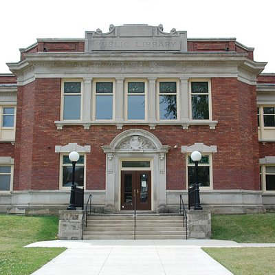 The Lorain Historical Society's Carnegie Center