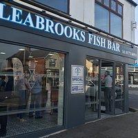 Leabrooks Fish Bar, Leabrooks, Derbyshire