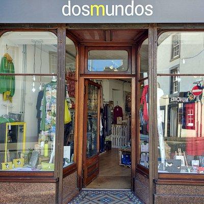 Shop front (Rodger Street)