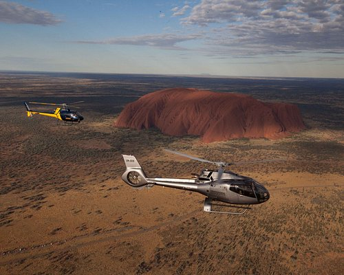 EC130 & AS350 from the Air