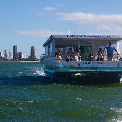 fun and affordable cruising on the pristine Broadwater Gold Coast