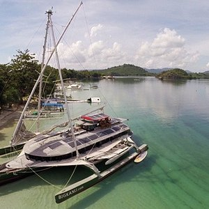 Big Kanu -Up to 10 Bedrooms,  from USD 1295 Set to handle adventure tours, surf charters and div