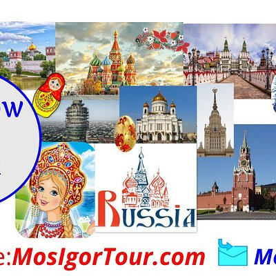 Your happy holidays with Moscow Igor Tour!