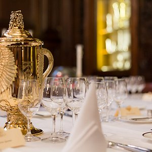 Spectacular banqueting