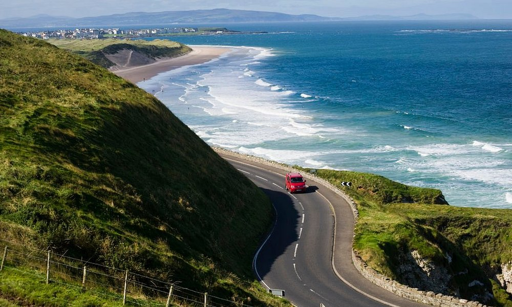 Driving the spectacular Causeway Caostal Route