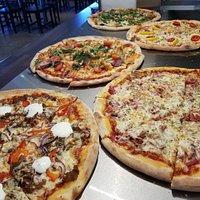 Best pizza buffé in town