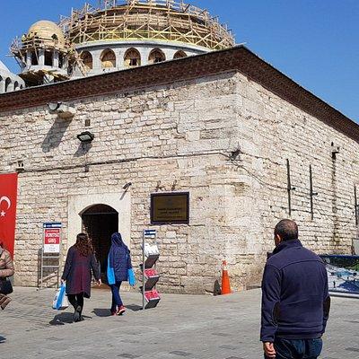 Taksim Maksemi ve Su Taksimi Binası