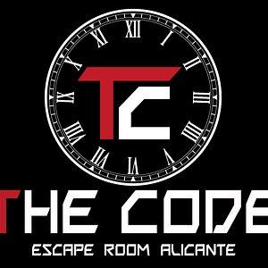 Logo The Code Escape Room Alicante