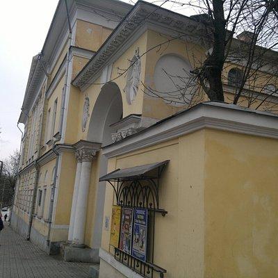 Особняк Золотарёвых, он же краеведческий музей г. Калуги