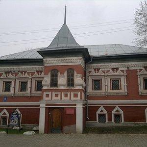 Палаты Коробовых, филиал краеведческого музея
