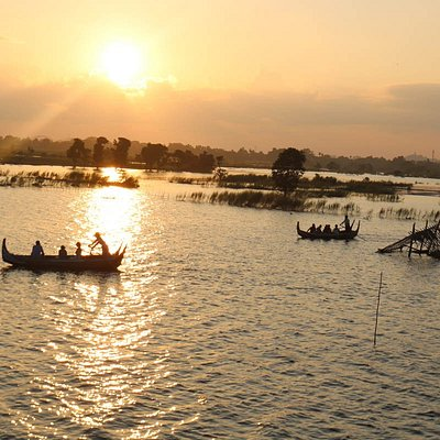 Mandalay, U Bein