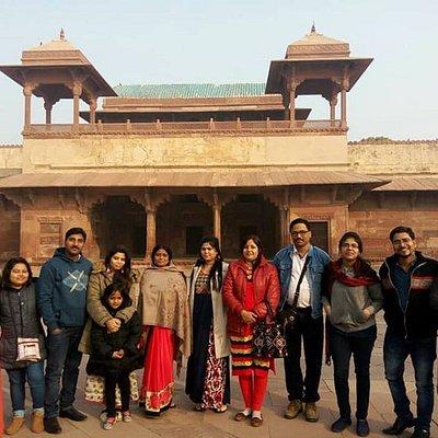 Delhi, Agra, Fatehpur Sikri Trip by Four wheel Drive India Pvt Ltd