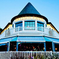 La maison Pavie, Restaurant - Lounge Bar, à La Baule