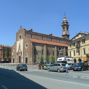 Saluzzo Centro storico Il Duomo