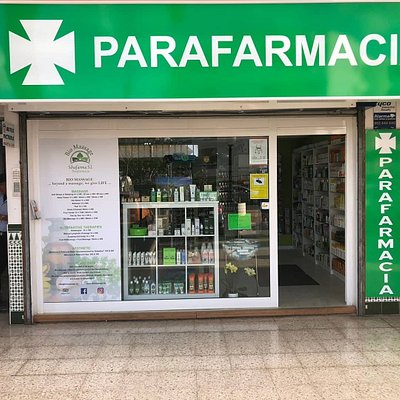 Service o Massage & Alternative Terapies in Parapharmacy.