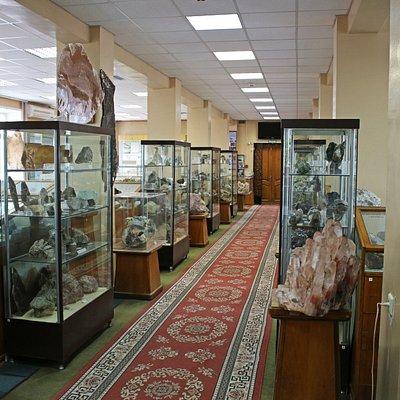 Центральная галерея музея