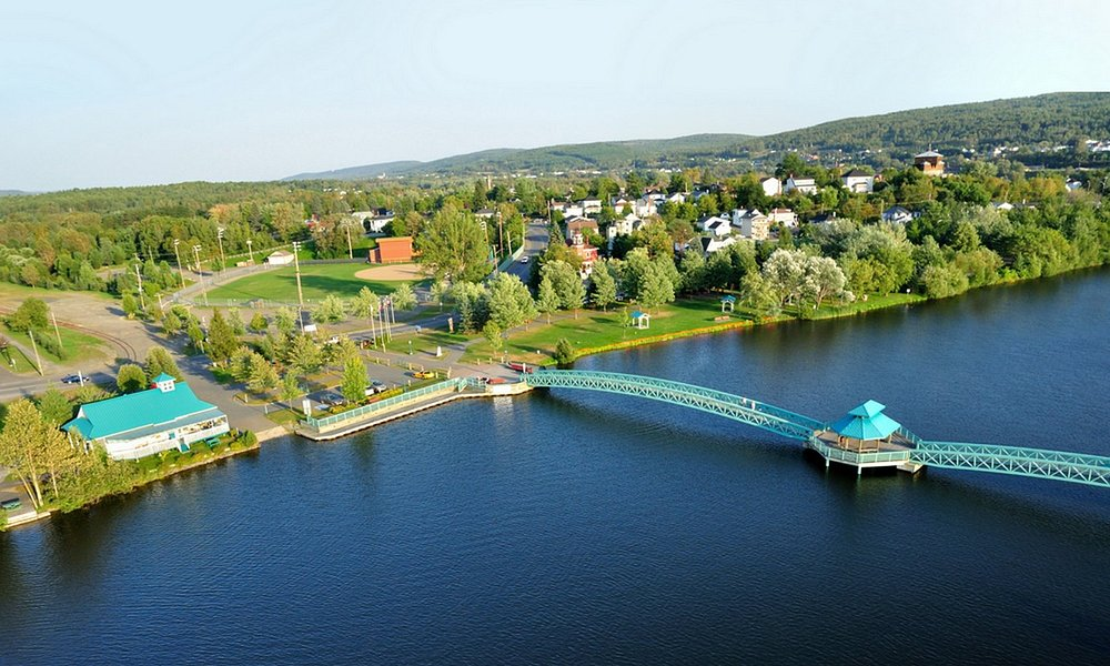 Edmundston in all its glory!