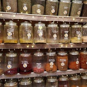 Spices & Tea
