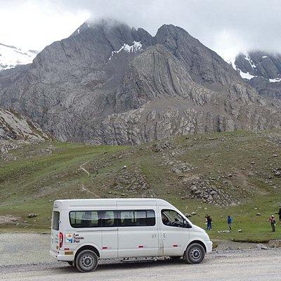 Cordillera la Viuda- se encuentra a 4 horas de Lima, la ruta mas rapida es via Canta.