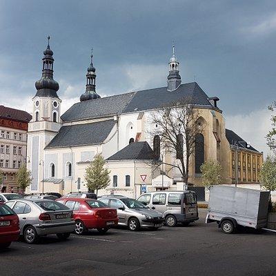 Kostel Narození Panny Marie a Klášter Minoritů