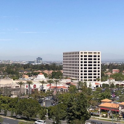 View of University Center from UCI