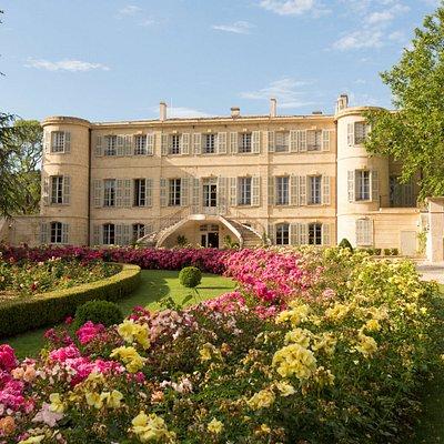 Une ballade dans le Domaine et une vue majestueuse sur le Château