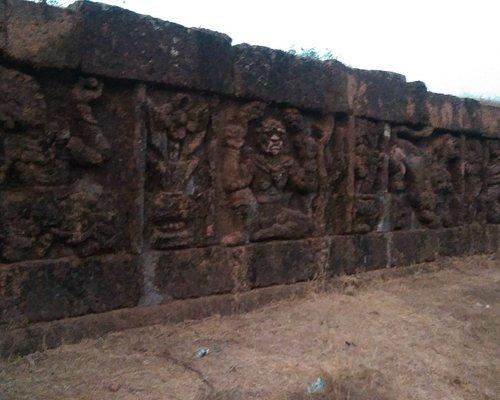 Old City Wall at Zoek Loke Village