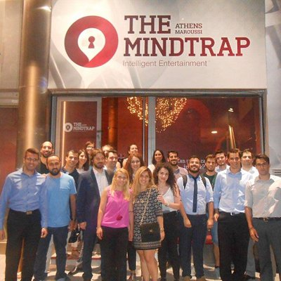 Team Building event in The MindTrap Maroussi!