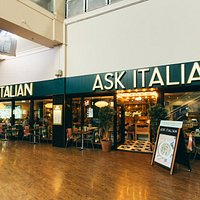 ASK Italian Castleford front