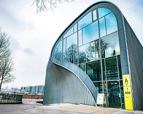 The Architecture Centre of Amsterdam!