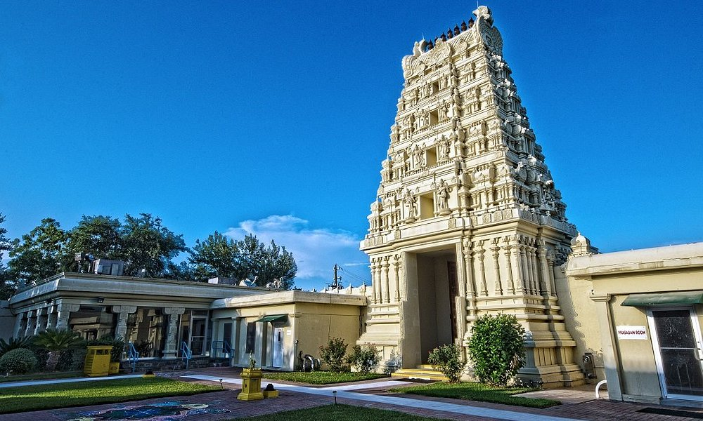 Sri Meenakshi Temple is the only one of its kind outside India