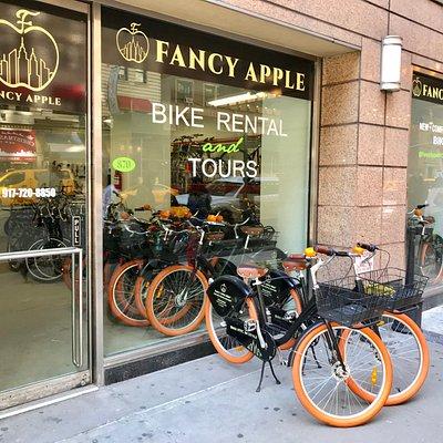 Fancy Apple Storefront