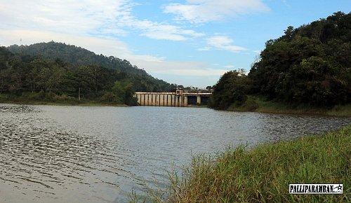 Erattayar north dam
